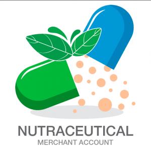 nutracueticals merchant account
