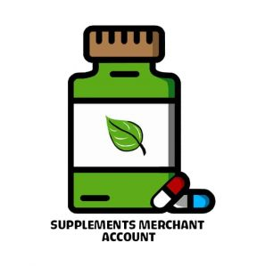 supplement credit card processing